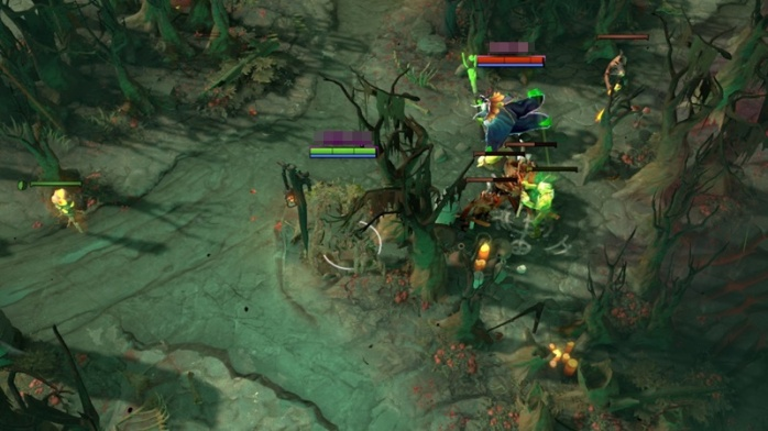 panduan-hero-dota-2-treant-protector-early-game